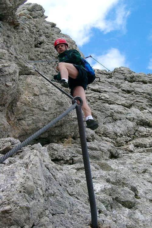 Ramsauer Klettersteig