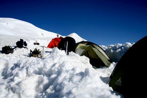Camp near by ...