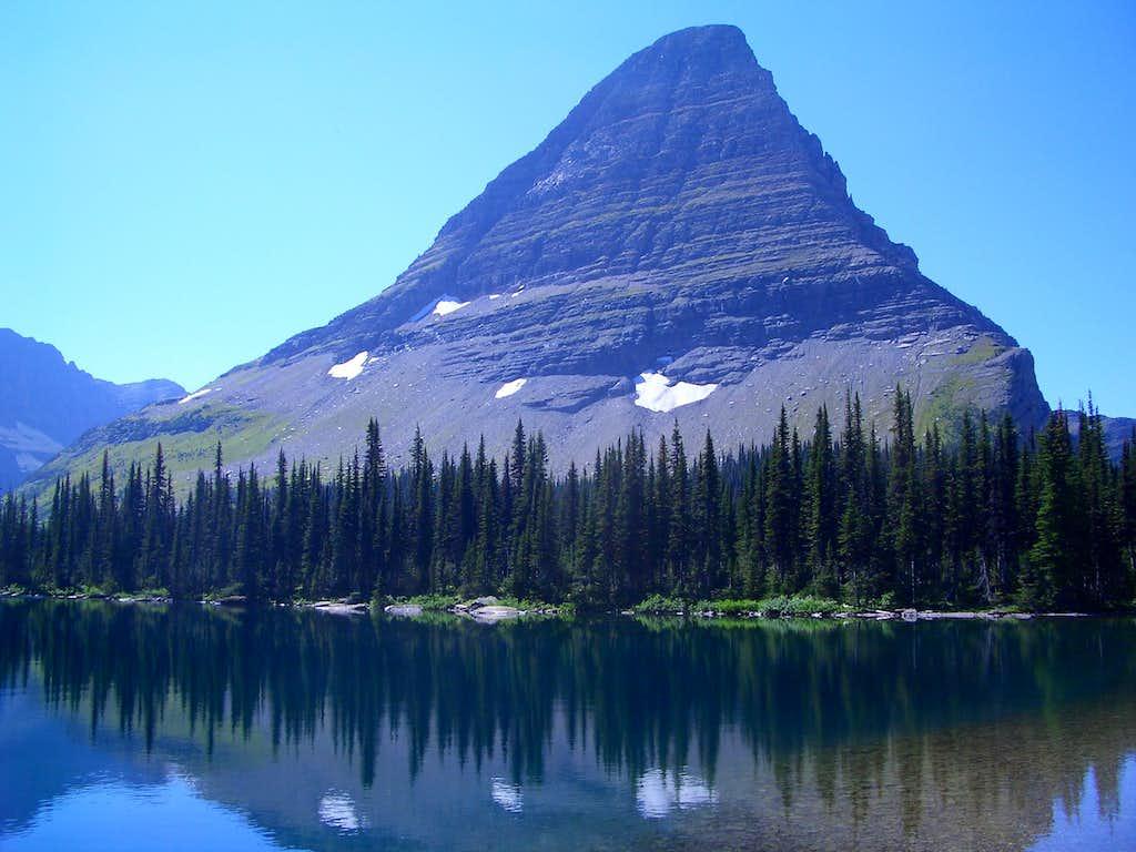 Bearhat from Hidden Lake