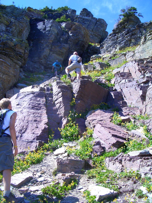 Bearhat gully