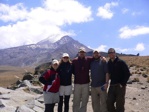 Pico de Orizaba - March 30, 2008