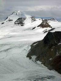 Wildspitze seen from...