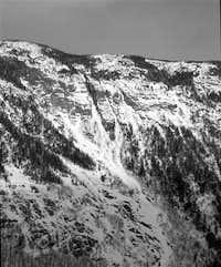 Mount Webster Cliffs