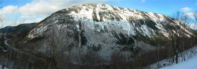Mount Webster and Crawford Notch