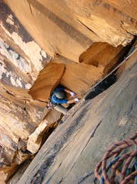 The Nightcrawler, 5.10, 4 Pitches