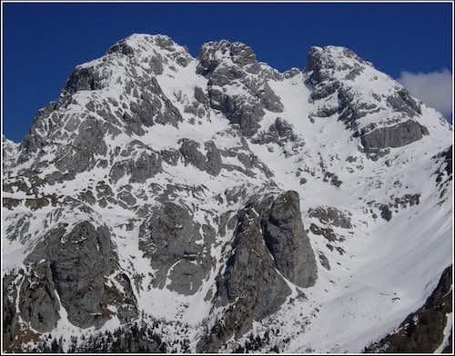 Monte Coglians/Hohe Warte