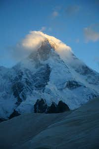 Masherbrum (7821-M), Karakoram, Pakistan