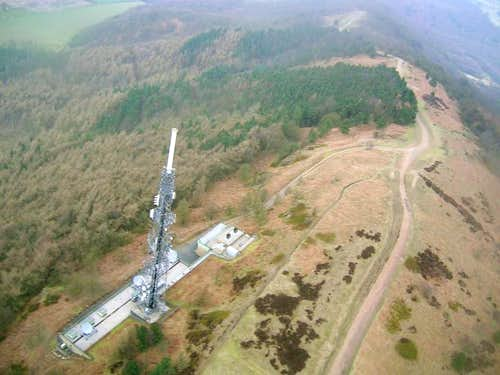 Transmitter from the Air
