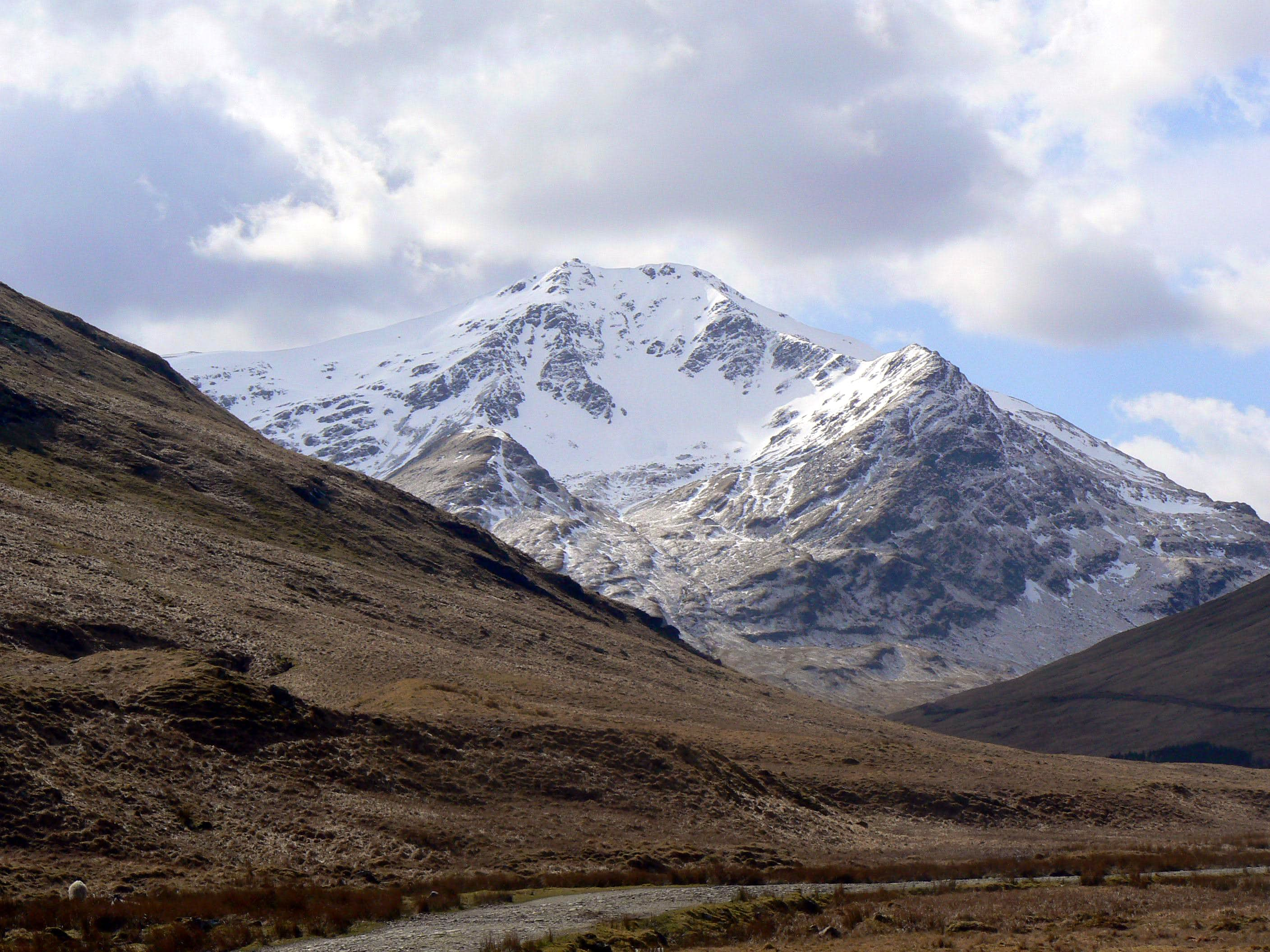 Munros of the Grampian Mountains