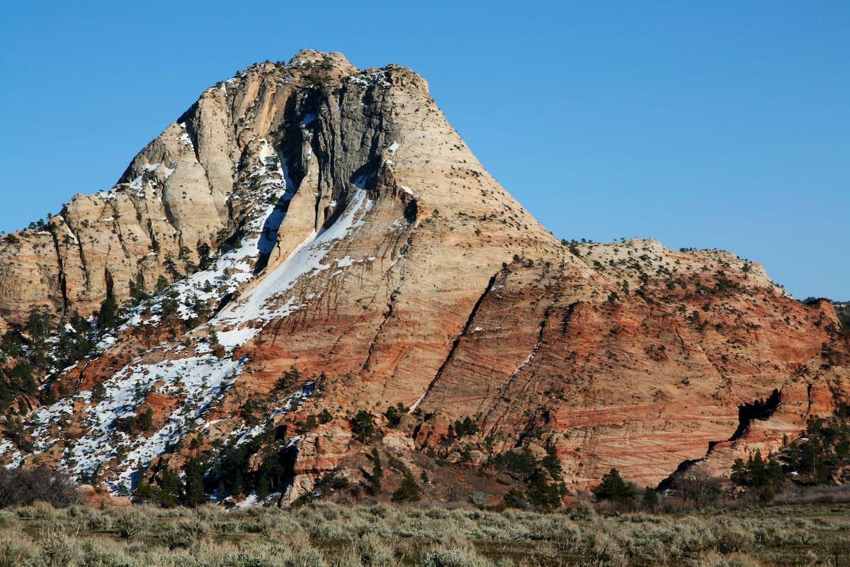 Pine Valley Peak : Photos, Diagrams & Topos : SummitPost