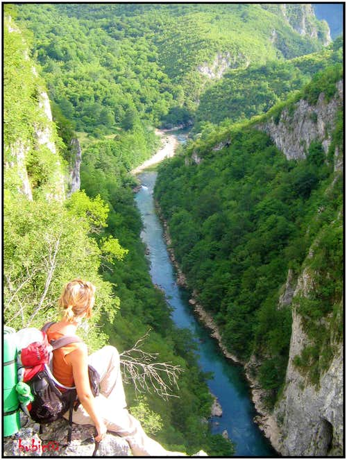 Canyon Neretva