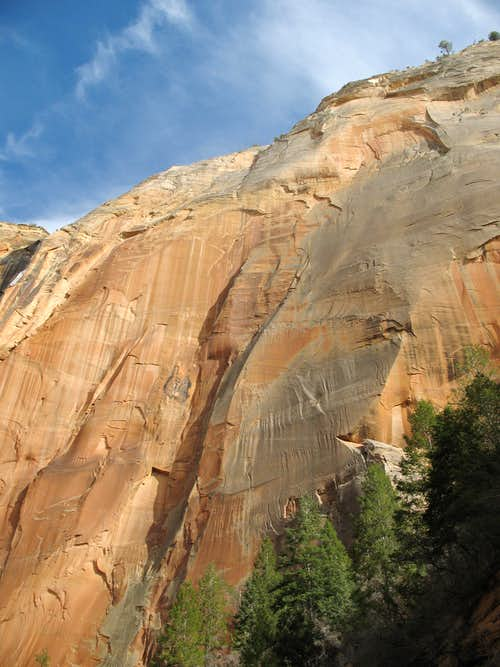 The Spectacular Walls of Cable Mountain