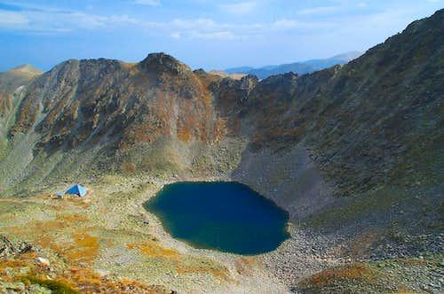Musala - Ledenoto ezero