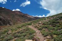 Path to Casa de Piedra