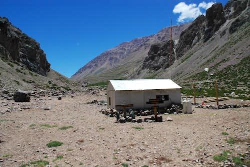 Camp Pampa de Lenas