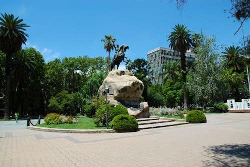 Mendoza - Plaza San Martín