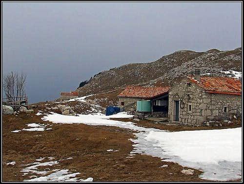 Malghe on Monte Pizzoc