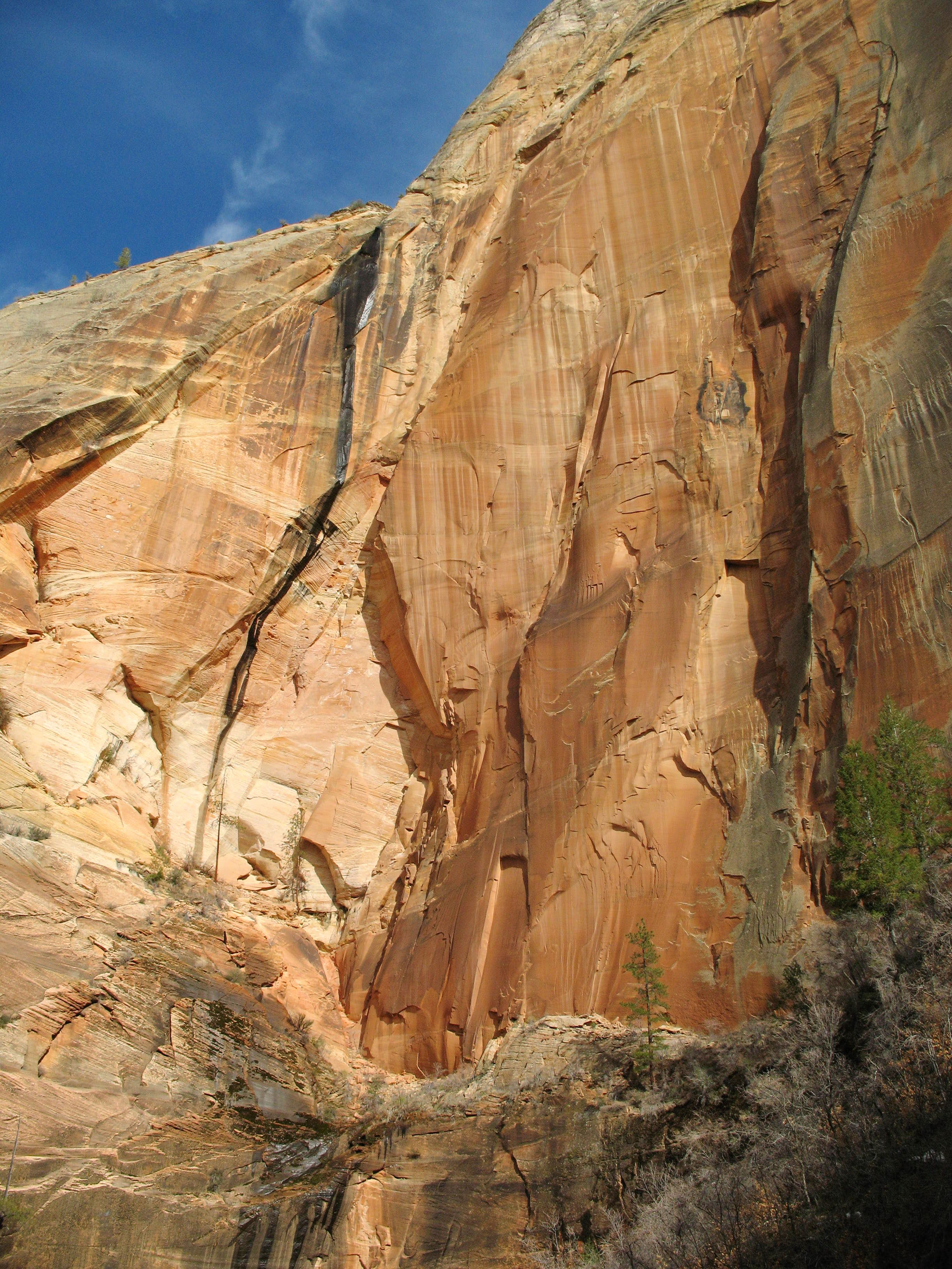 The Spectacular Cliffs of Zion