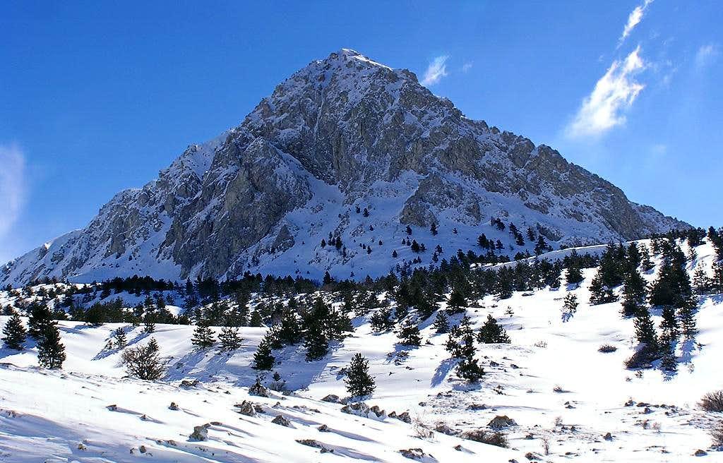 Serra di Celano (aka Monte Tino)