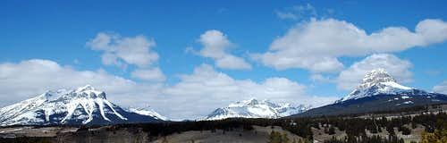 Crowsnest Pass Panorama