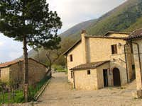 Càrtore, a small mountain town