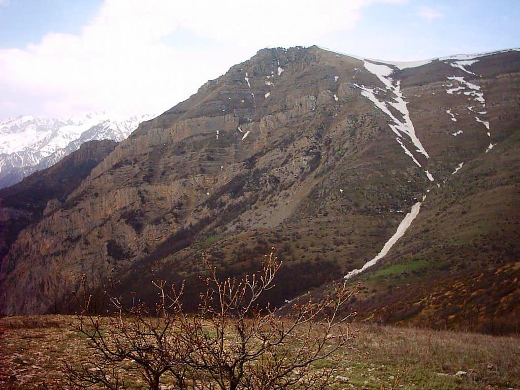 Mount Sor-e-Gol