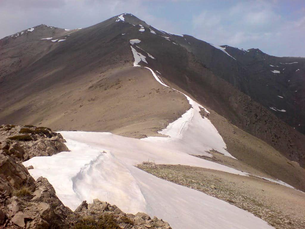 Mount Kashdan