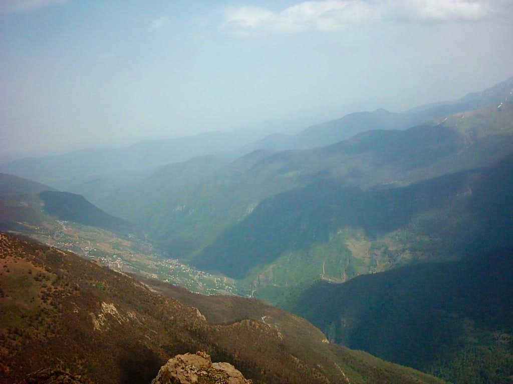 Dohzar Valley