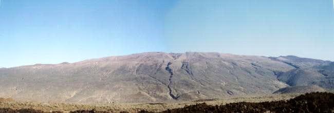 Mauna Kea from the Saddle...