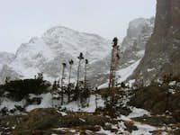 Taylor Peak as seen from Sky...