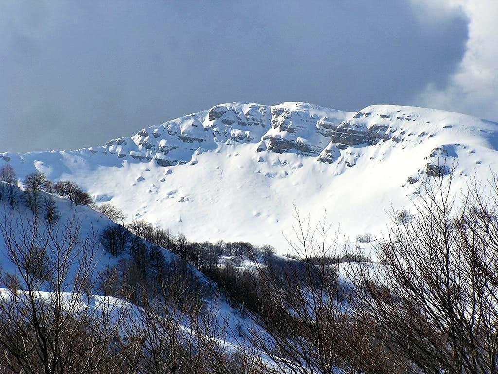 Monte Morrone della Duchessa