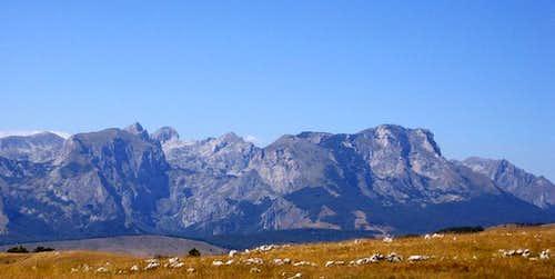 Bioč mountain