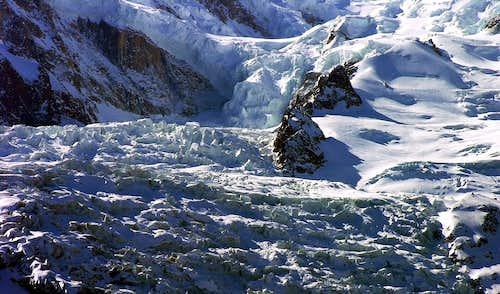 Bossons Glacier