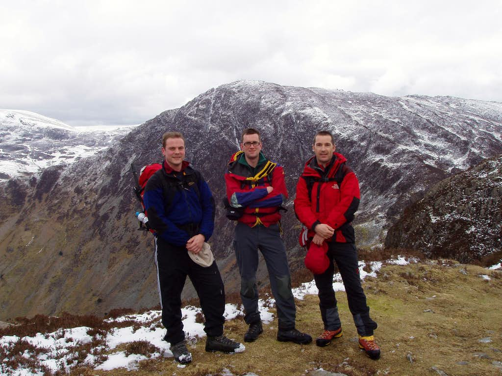 The Three SummitPost-eteers