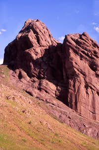 Another view of Alamut
