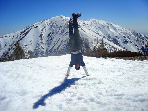 Spring Climbing to Dawson Peak, Chalupastan