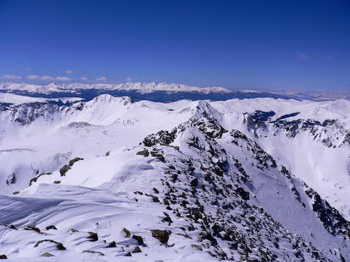 Quandary Peak - April 13, 2008