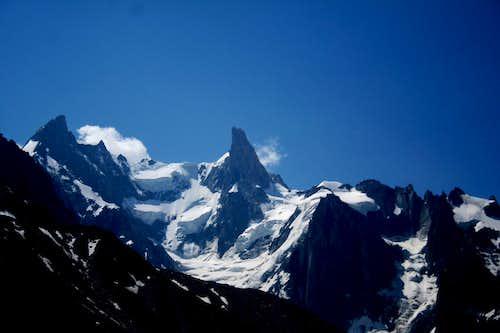 Dent du Geant(4013m)