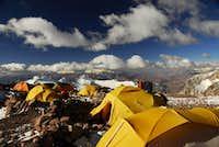 Camp II -18,560 feet