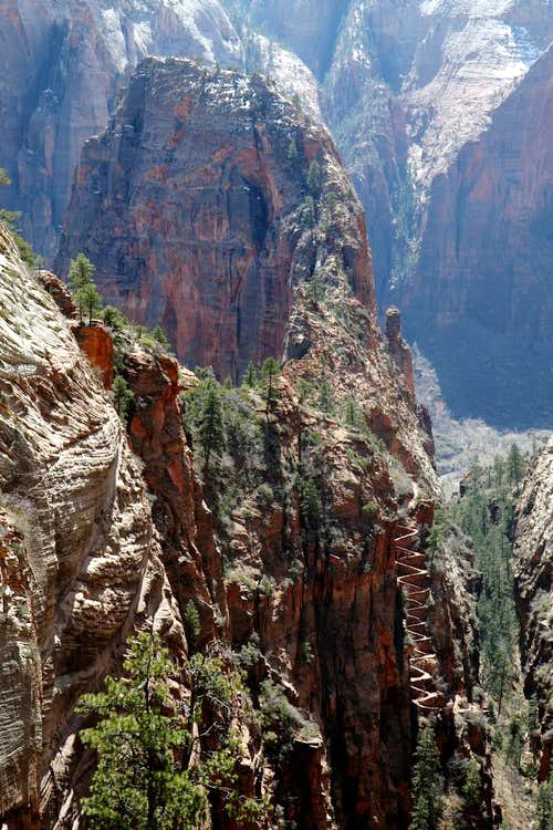 Angels Landing and Walter\'s Wiggles