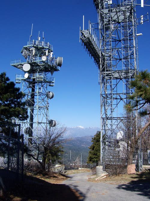 Delisted HPS Summits Round Up, San Bernardino Mtns.