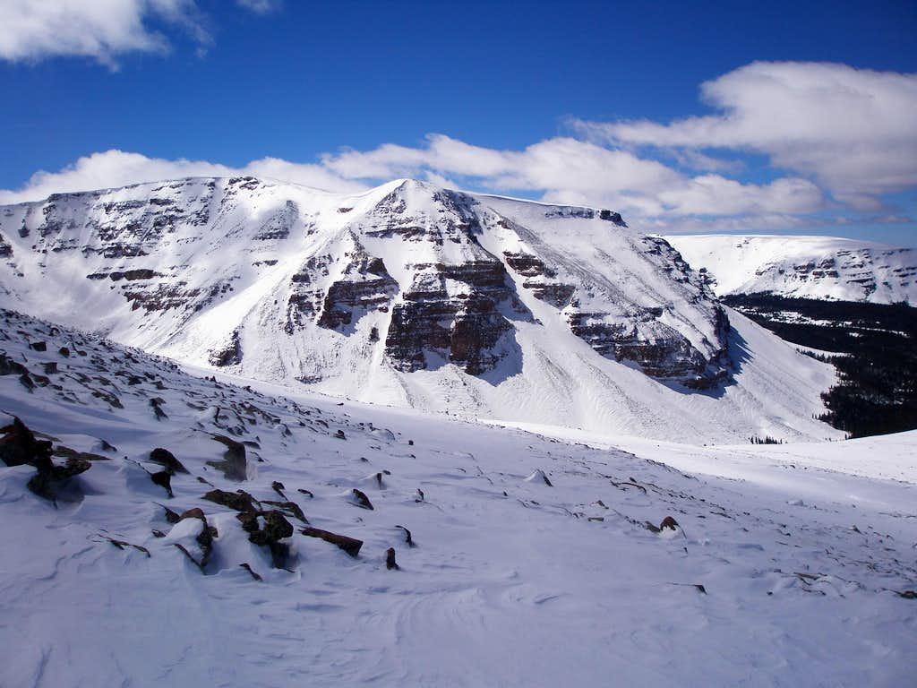 Anne Peak, 12723