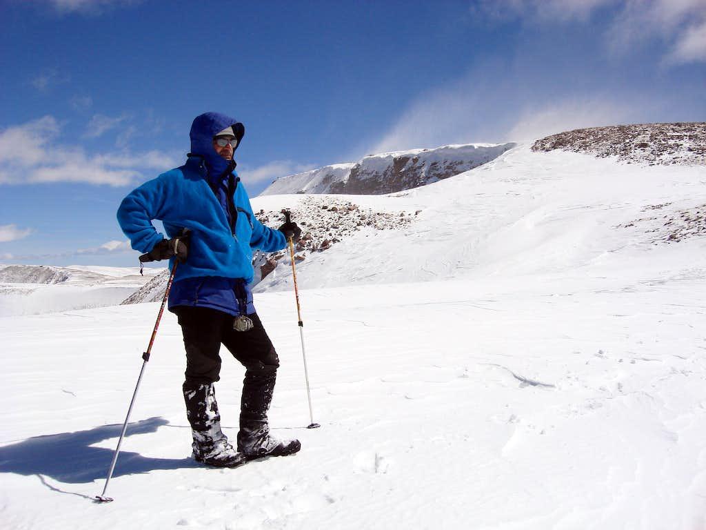 Coffin Summit Ridge