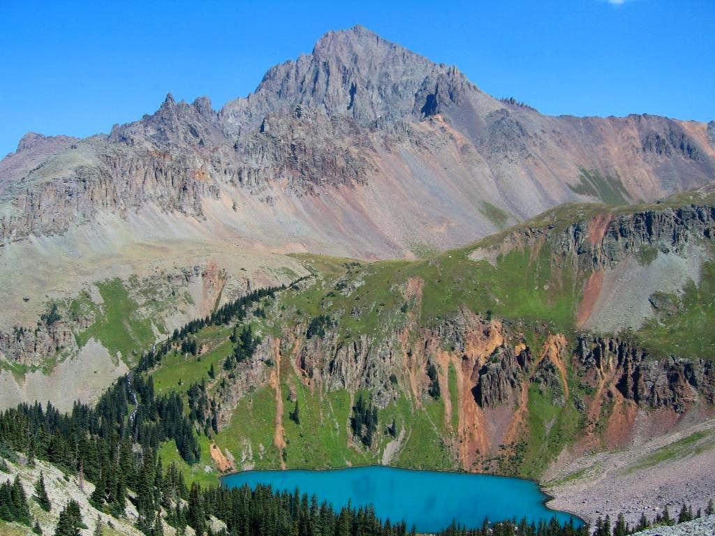 Blue Lakes & Sneffels