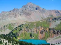 Blue Lakes & Sneffels