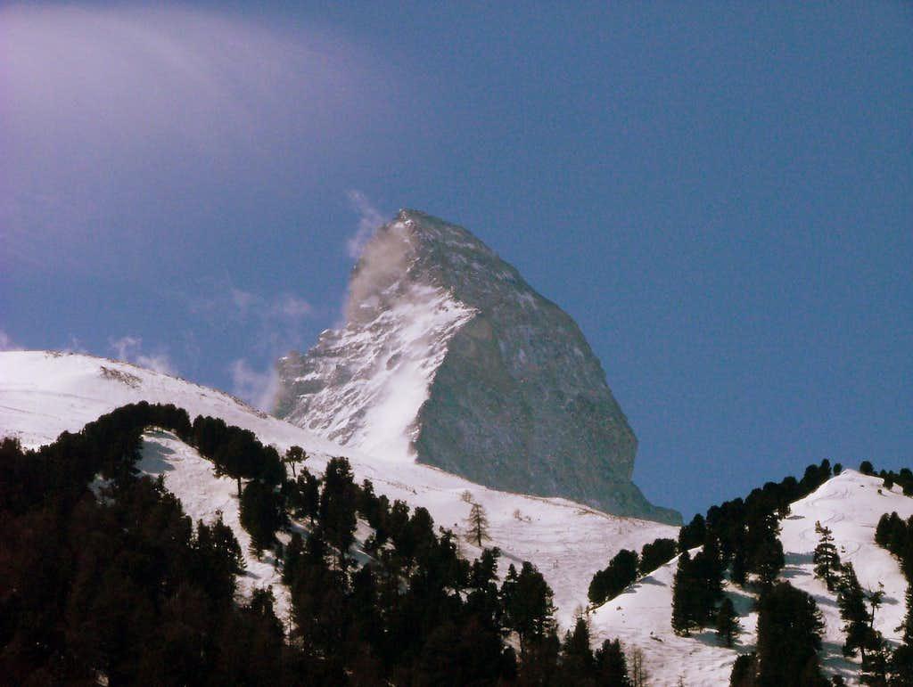The Matterhorn Trail.