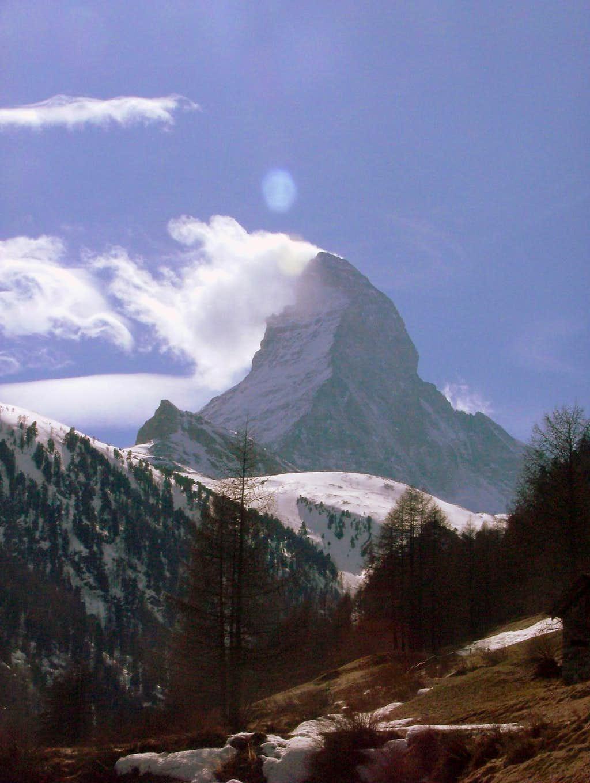 Matterhorn 4,478 meters (14,692 ft)
