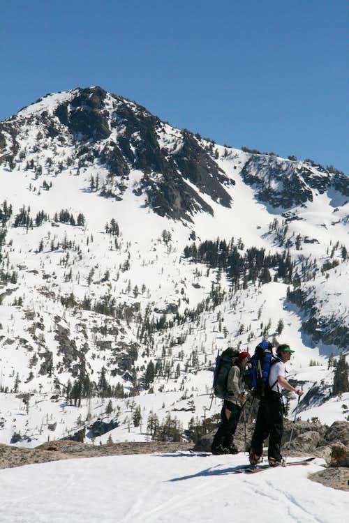 Snowboard Bums Ride Tahoe