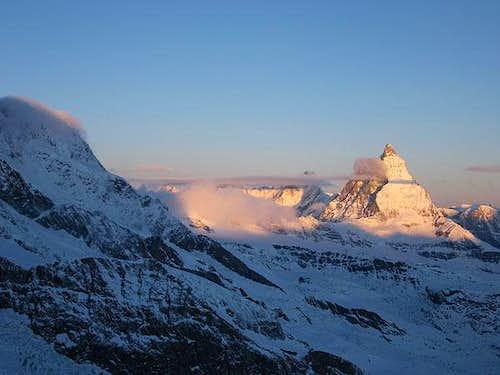 Dent d'Hérens / Matterhorn