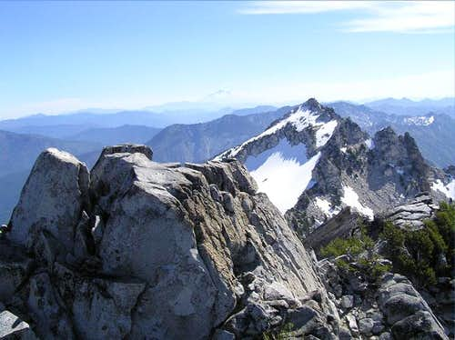 Summit of Thompson Peak